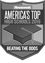 top high school logo