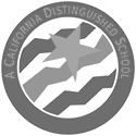 California distinguished logo